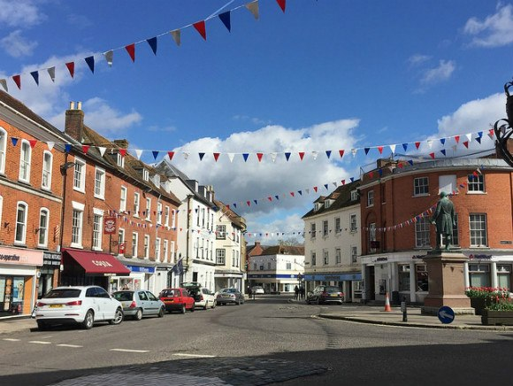 The Market Town of Romsey- 10 things to do in Southampton Photo: Heatheronhertravels.com