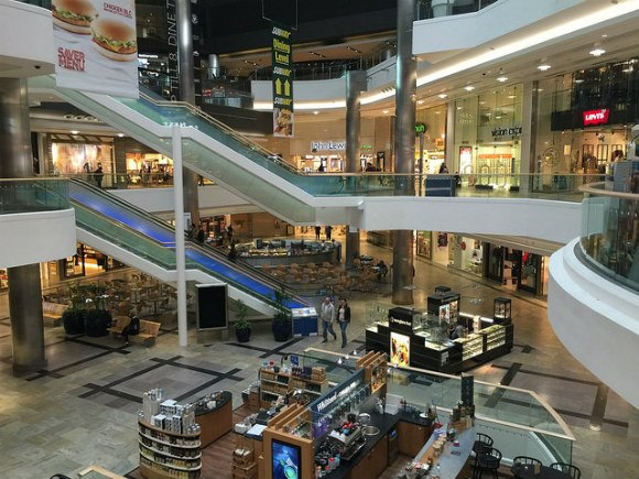 West Quay Shopping Centre - 10 things to do in Southampton Photo: Heatheronhertravels.com