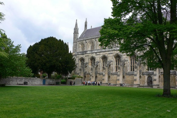 Winchester Cathedral- 10 things to do in Southampton Photo: Heatheronhertravels.com