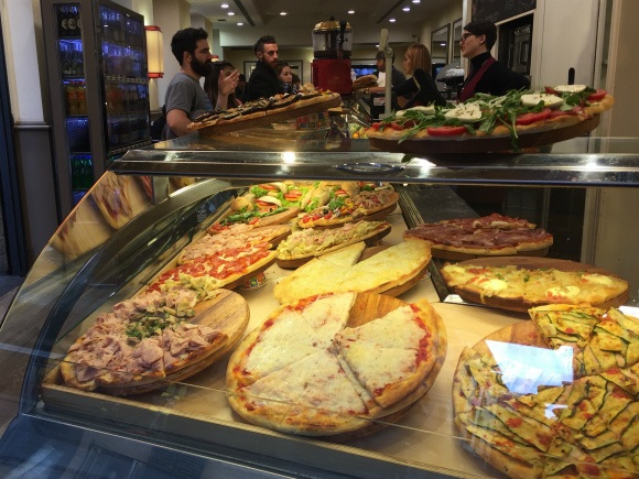Pizza in Florence - What to eat in Florence