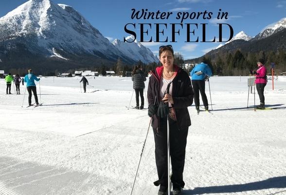 Winter sports in Seefeld