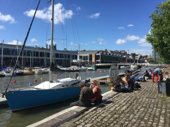 What to see in Bristol Harbour photo: Heatheronhertravels.com
