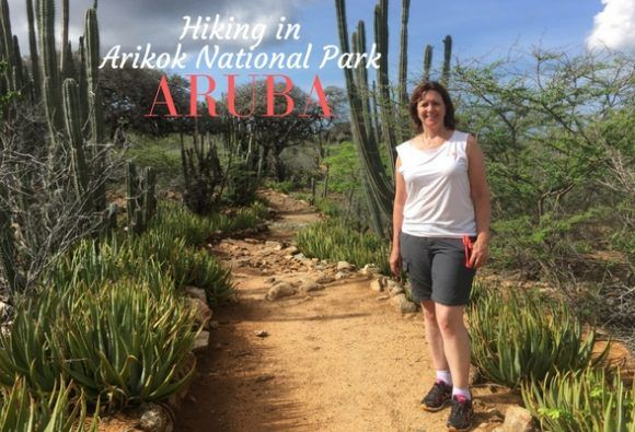 Hiking in Aruba - Arikok National Park