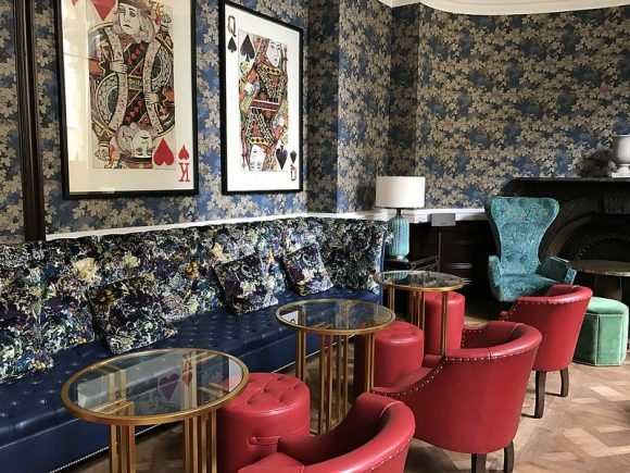 The Gold Bar in Bristol photo: Heatheronhertravels.com