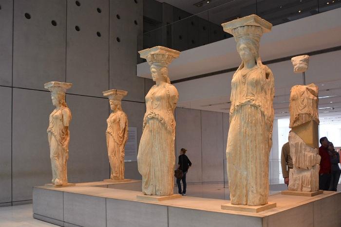 Acropolis Museum Photo Marissa Tejada