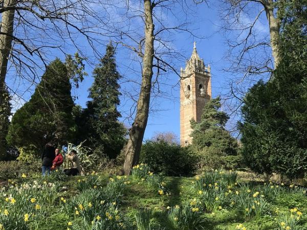 Cabot tower in Bristol Photo: Heatheronhertravels.com