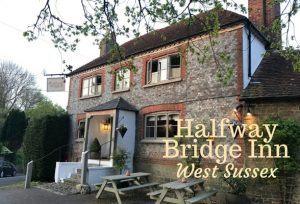 Halfway Bridge Inn in West Sussex