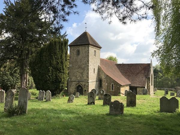 St Peter's Church, Lodsworth, West Sussex Photo: Heatheronhertravels.com