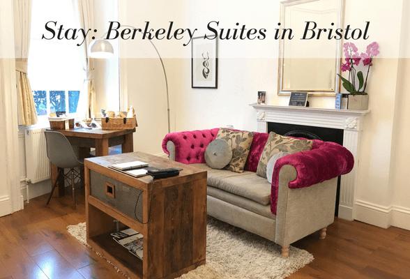 Berkeley Suites in Bristol
