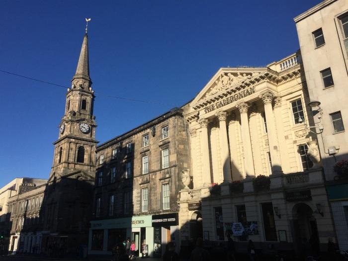 Inverness in Scotland photo: Heatheronhertravels.com
