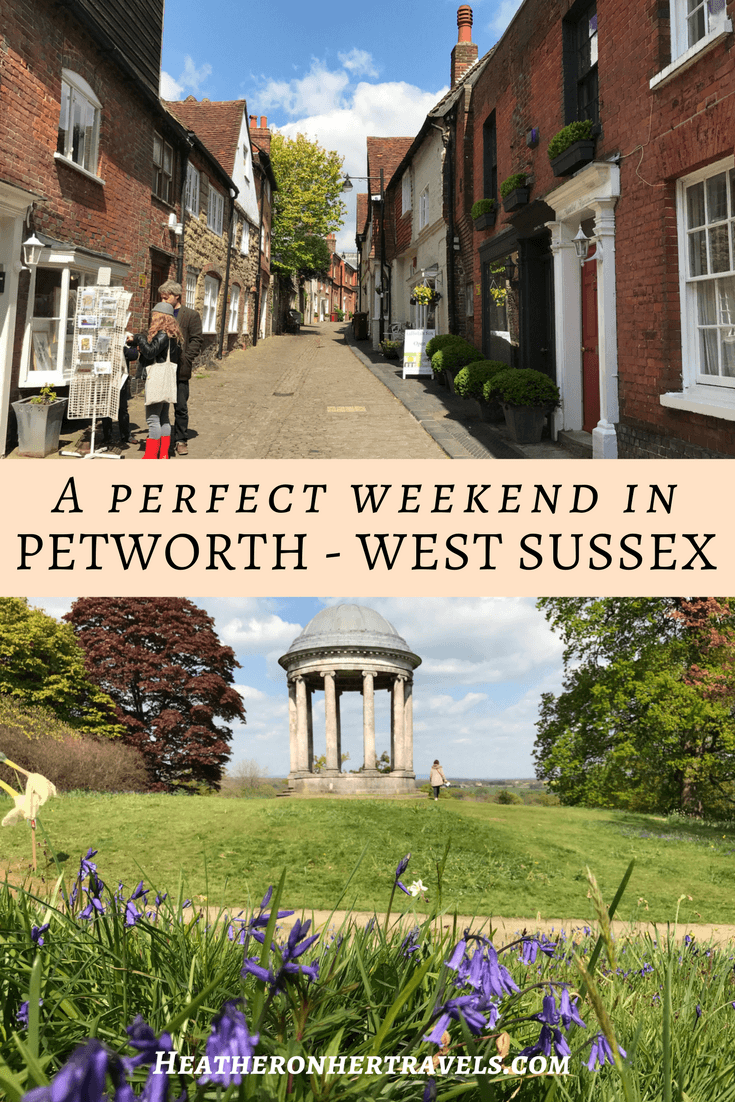 Read about a perfect weekend in Petworth