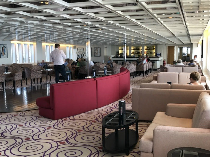 Charleston Lounge on Aegean Odyssey