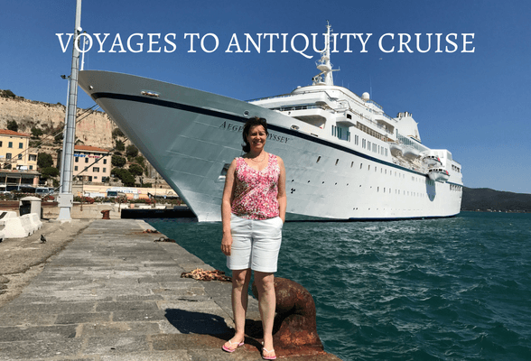 What to expect on a Voyages to Antiquity cruise