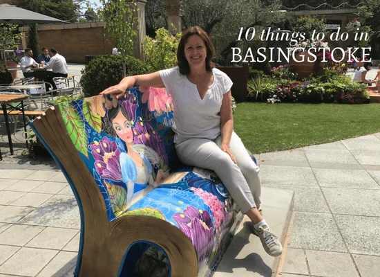 Read about 10 things to so in Basingstoke this summer