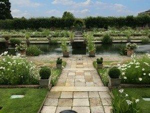 Diana Gardens at Kensington Palace Photo: Heatheronhertravels.com