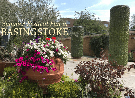 Read about things to do at the Made in Basingstoke Festival
