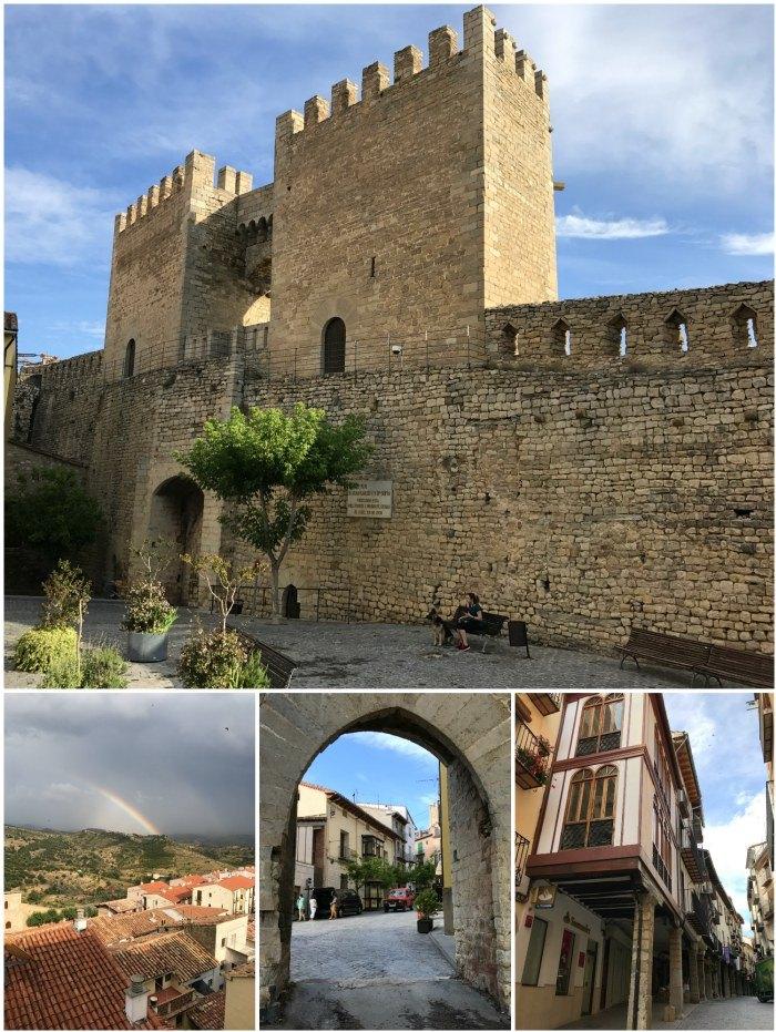 Morella in Castellon Spain photo: Heatheronhertravels.com