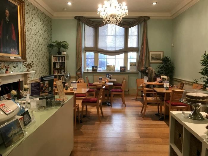 Tearoom at Willis Museum Photo: Heatheronhertravels.com