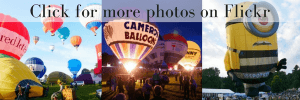 Click to see more photos from the Bristol Balloon Fiesta
