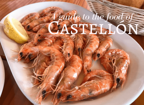 Read about the food of Castellon in Spain