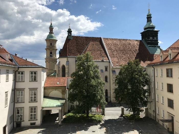 What to do in Graz, Austria - Cathedral Photo: Heatheronhertravels.com