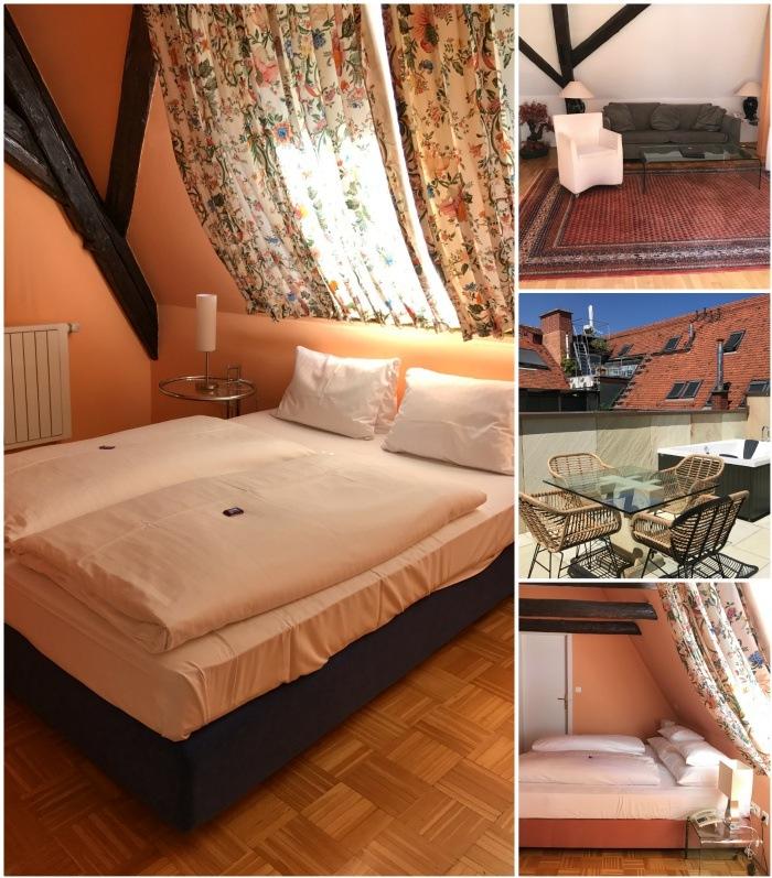 Hotel Zum Dom Palais Inzaghi in Graz