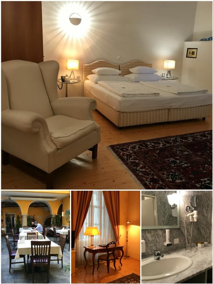 Hotel Zum Dom Palais Inzaghi in Graz Photo: Heatheronhertravels.com
