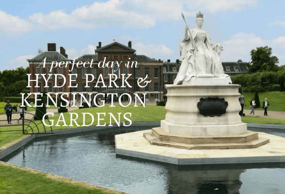 A Perfect Day In Hyde Park And Kensington Gardens London Heather