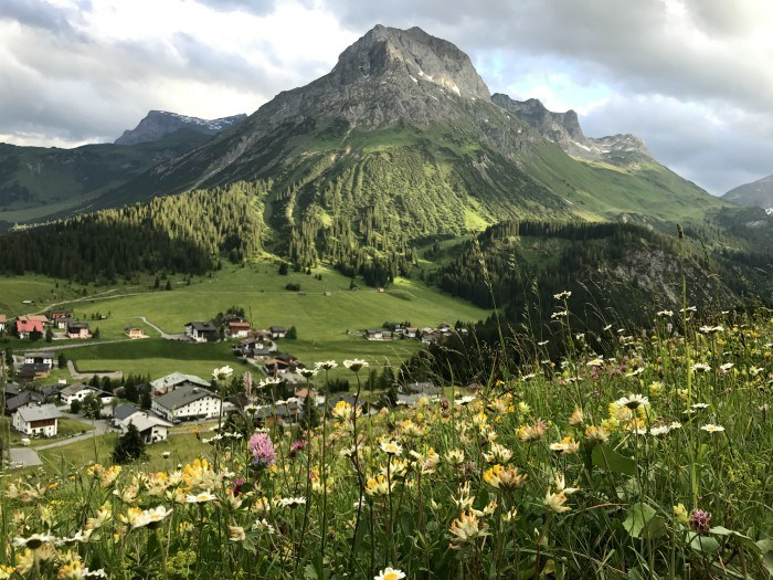 Lech, Vorarlberg, Austria Photo: Heatheronhertravels.com