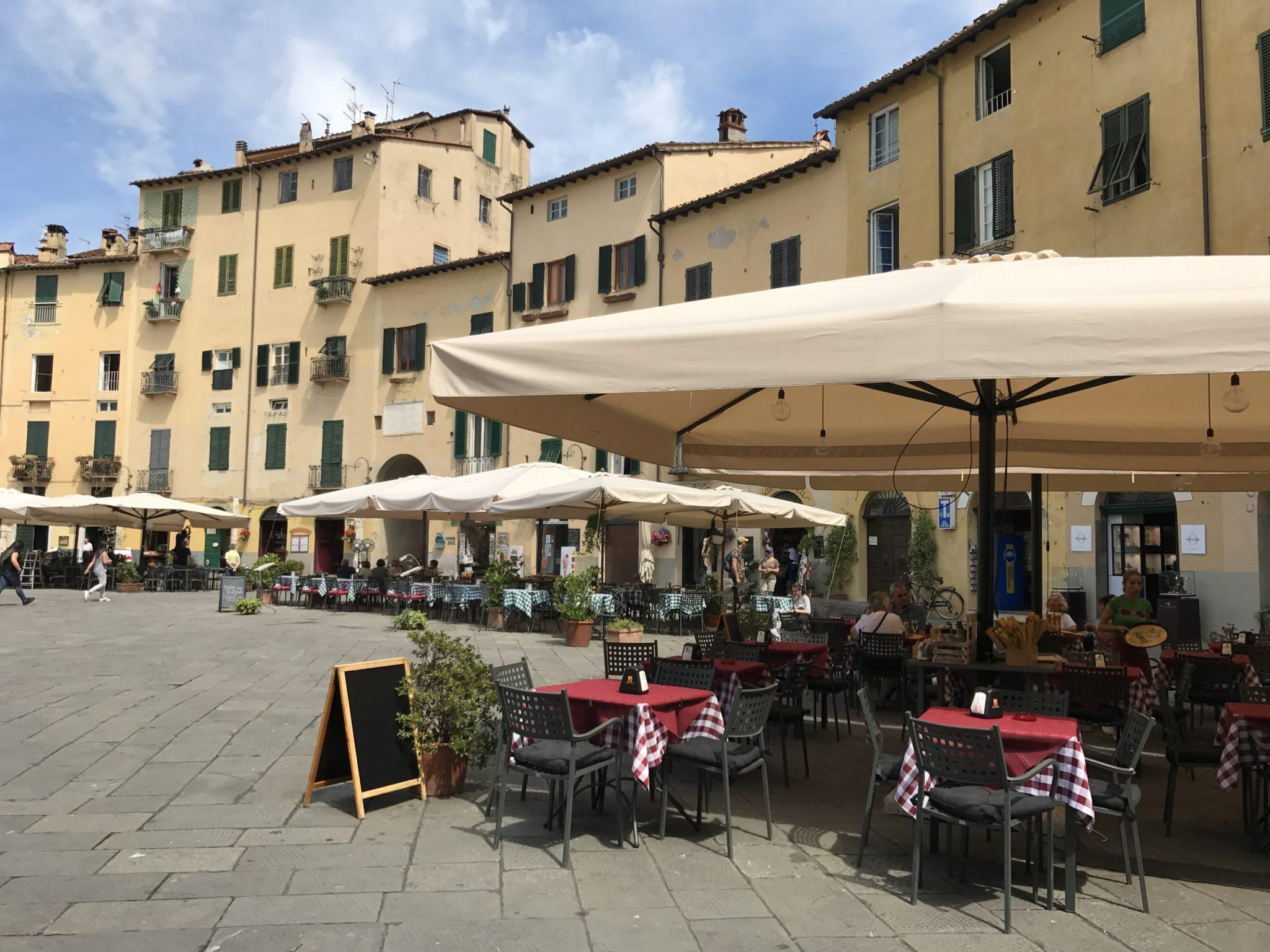 Lucca with Voyages to Antiquity cruise Photo: Heatheronhertravels.com