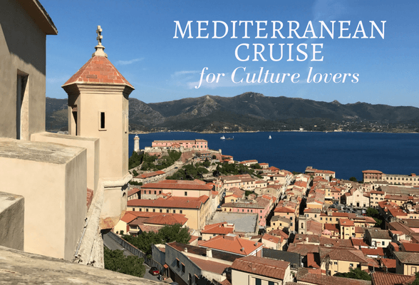 A Mediterranean Cruise For Culture Lovers With Voyages To Antiquity