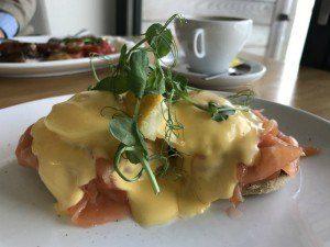 Breakfast at Godolphin Hotel in Marazion