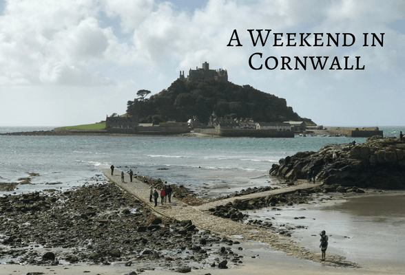 A weekend in Cornwall at The Godolphin Arms and St Michael's