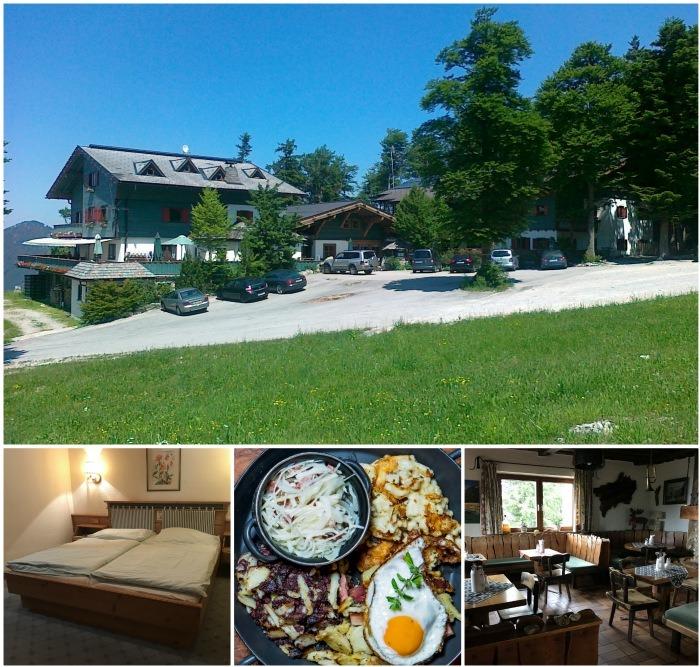 Hochberghaus in Almtal Austria