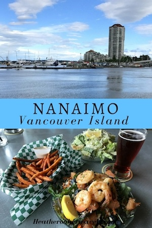 Read about the Harbour City of Nanaimo in British Columbia, Canada, your gateway to adventure on Vancouver Island