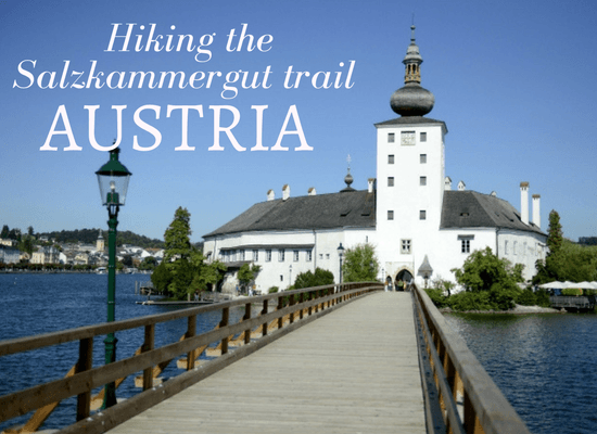 Read about hiking on the Salkammergut long distance trail in Austria
