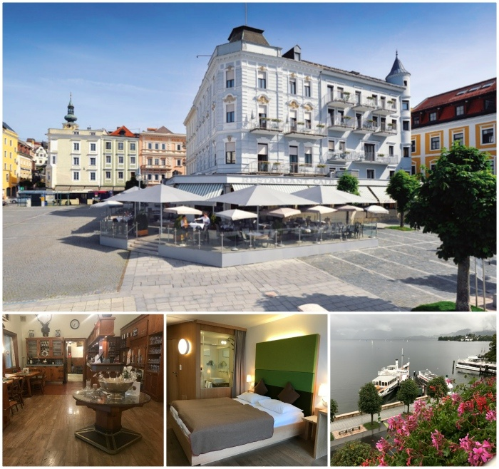 Seehotel Schwan in Gmunden