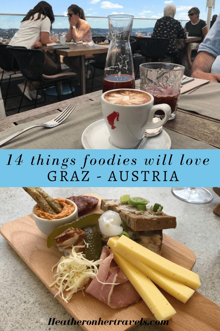 14 things foodies will love in Graz