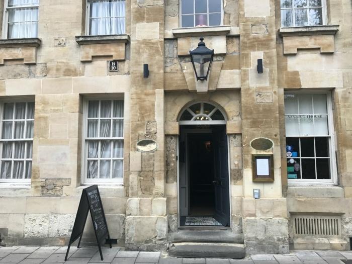 Vanbrugh House Hotel - boutique hotel in Oxford