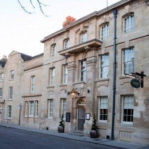 Vanbrugh House Hotel in Oxford