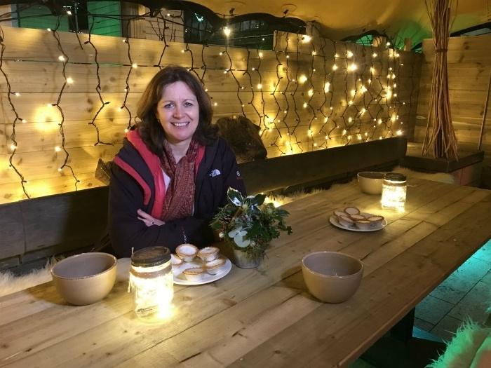 Feel Festive Apres Bar in Bristol