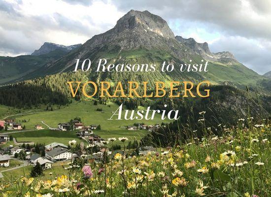Read about 10 reasons to visit Vorarlberg in Austria