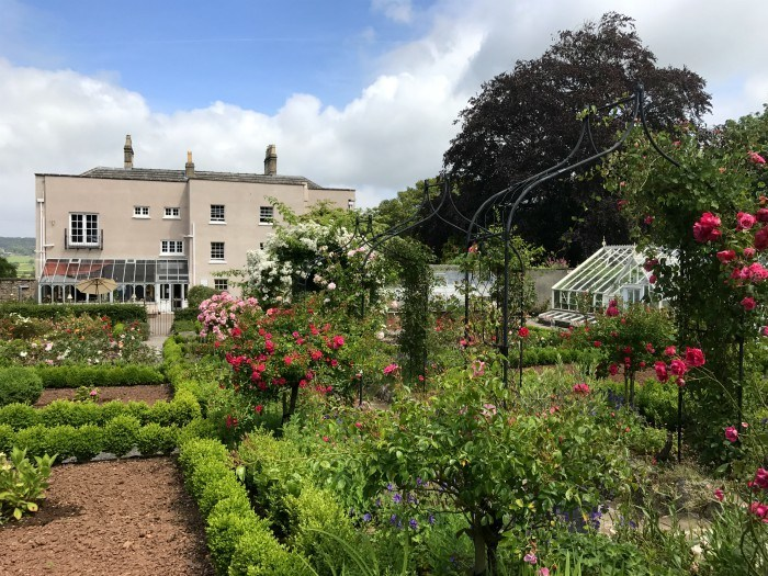 Backwell House - boutique hotel near Bristol