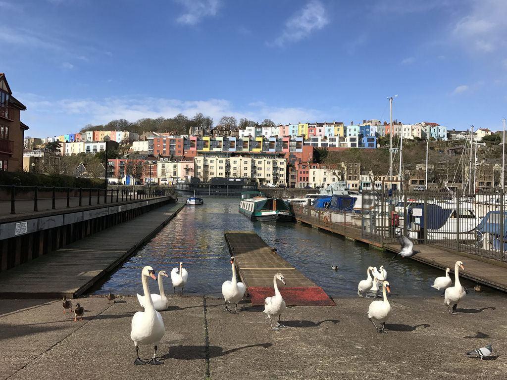 Bristol Harbourside Photo: Heatheronhertravels.com