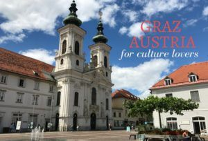 Read about things to do in Graz for culture lovers