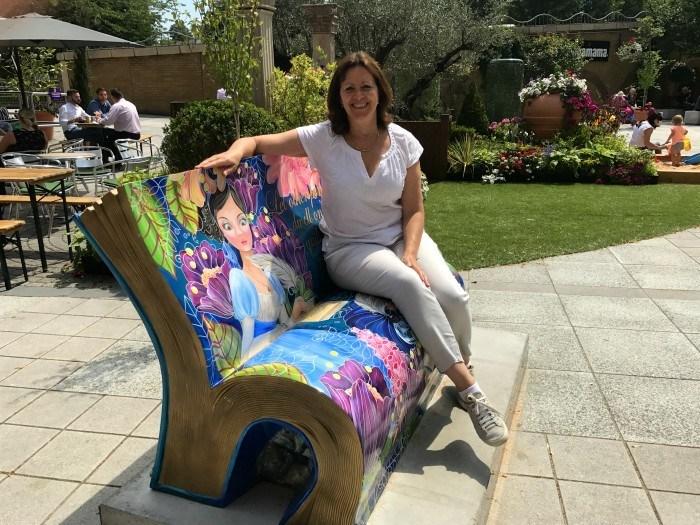 Sitting with Jane, Basingstoke
