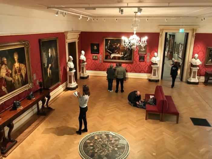 Ashmolean museum Oxford - weekend in Oxford photo Heatheronhertravels.com