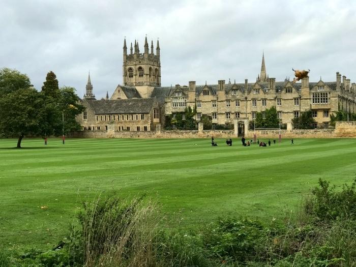 Christ Church meadow in Oxford - weekend in Oxford photo Heatheronhertravels.com