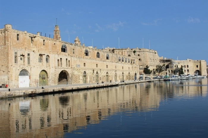 Cospicua in Malta