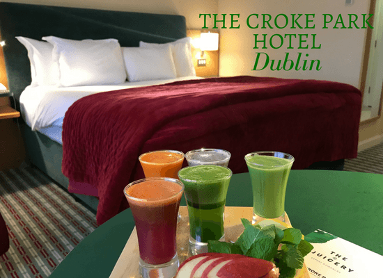 Read about Croke Park Hotel and the Croke Park Stadium tour